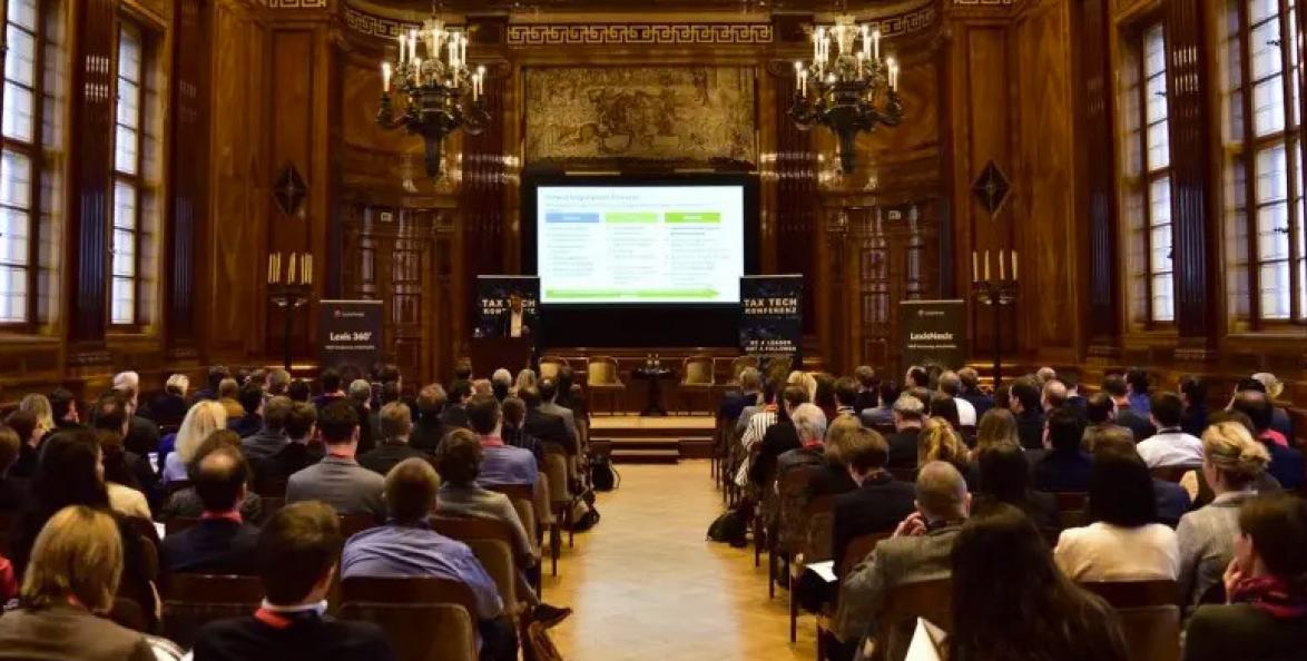 Tax Tech Konferenz